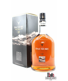 Dalmore Dalmore 12 Years Old 2004 - The Black Isle 40% 1 Liter (1000ml)