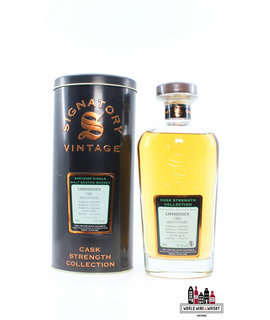 Caperdonich Caperdonich 19 Years Old 1992 2011 - Cask Strength Collection - Signatory Vintage - Cask 46238 57.3% (1 of 273)