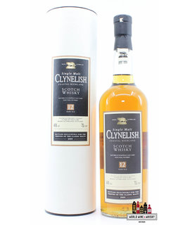 Clynelish Clynelish 12 Years Old 2009 46% (Exclusively bottled for the Friends of the Classic Malts)