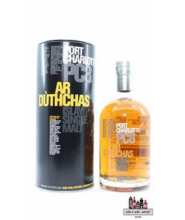 Bruichladdich Bruichladdich Port Charlotte 8 Years Old 2001 2009 - PC8 - Ar Duthchas 60.5% (1 of 30000)