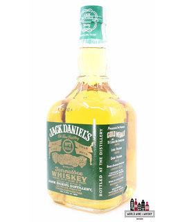 Jack Daniel's Jack Daniel's Old No 7 - Old Time Sour Mash - Green Label - 1.75 litres (1750 ml)