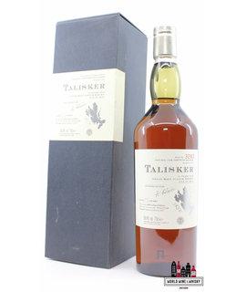 Talisker Talisker 25 Years Old 1975 2001 - Natural Cask Strength 59.9% (1 of 6000)