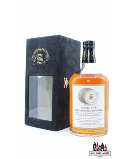 Tamnavulin Tamnavulin 17 Years Old 1978 1996 - Cask 8065 - Vintage Collection - Signatory Vintage 59.6% (1 of 510)