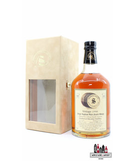 Macallan Macallan 12 Years Old 1990 2003 - Cask 8747 - Vintage Collection - Signatory Vintage 57.6% (1 of 634)