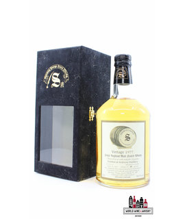Ardmore Ardmore 23 Years Old 1977 2000 - Cask 1183 - Vintage Collection - Signatory Vintage 58.1% (1 of 306)