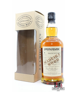 Springbank Springbank 11 Years Old 1997 2009 - Madeira Wood - Wood Expressions Series 55.1% (1 of 9090)