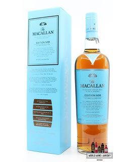 Macallan Macallan Edition No 6 2020 - C5.V393.T23.2020-006 48.6% 700ml (in cardboard case)