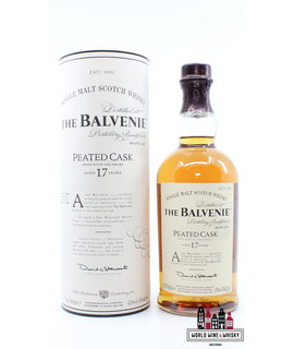 Balvenie Balvenie 17 Years Old - Peated Cask - Limited Release 43%