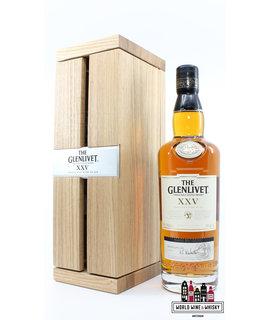 Glenlivet Glenlivet XXV 25 Years Old 2016 - Batch 0216C 43% (in luxury wooden case)