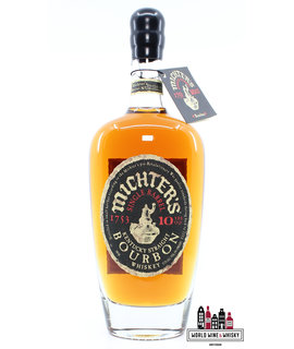 Michter's Michter's 10 Years Old 2021 - Single Barrel L21D1115 - Kentucky Straight Bourbon Whiskey 47.2%