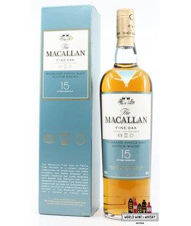 Macallan Macallan 15 Years Old - Fine Oak Triple Cask Matured 43%