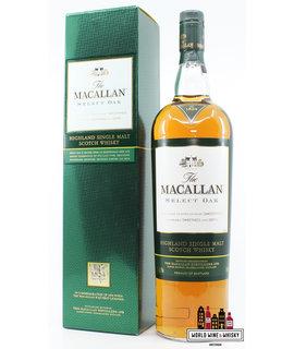 Macallan Macallan Select Oak 2009 - The 1824 Collection 40% 1 Liter (1000 ml)