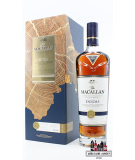 Macallan Macallan Enigma 2017 - Quest Collection - Travel Retail Exclusive 44.9% (in luxury case)