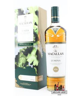 Macallan Macallan Lumina 2017 - Quest Collection - Travel Retail Exclusive 41.3% (in luxury case)