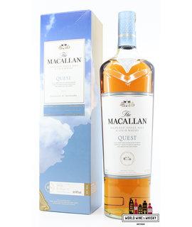 Macallan Macallan Quest 2017 - Travel Retail Exclusive 40% 1 Liter (1000 ml)