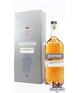 Auchentoshan Auchentoshan 38 Years Old 1975 2013 - Limited Edition - Travel Retail Exclusive 45.6% (1 of 500)