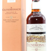 Glendronach Glendronach 12 Years Old - Matured in Sherry Casks - 80s Bottling 43% 750ml