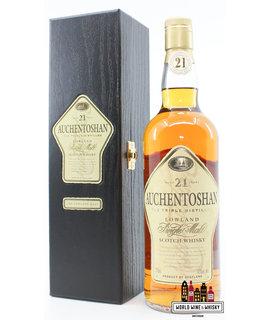 Auchentoshan Auchentoshan 21 Years Old - The Triple Distilled - 70s/80s bottling 43% 750ml