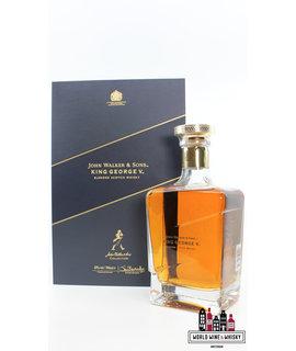 John Walker & Sons John Walker & Sons King George V 43% (in luxury case)