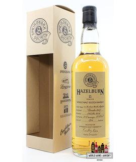 Springbank Hazelburn 11 Years Old 2007 2019 - Society Bottling - Springbank 54.2% (1 of 1314)