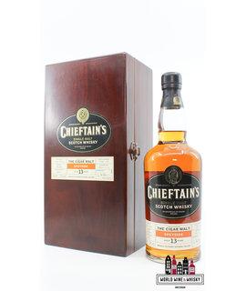 Chieftain's The Cigar Malt 13 Years Old 1989 2003 - Chieftain's - Ian Macleod - Cask 8279 50% (1 of 792)