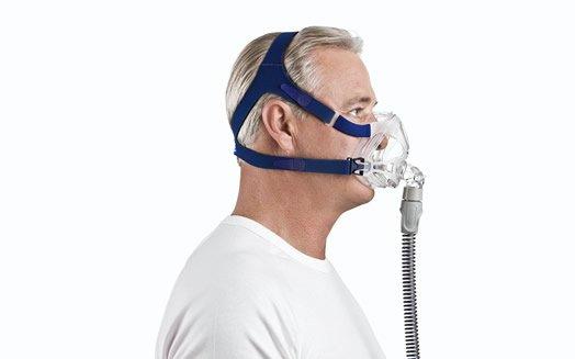 ResMed Quattro FX masker