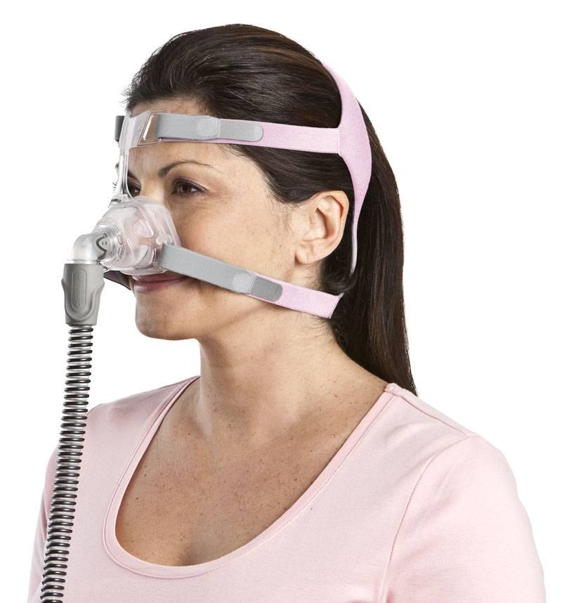 ResMed Mirage FX for Her masker