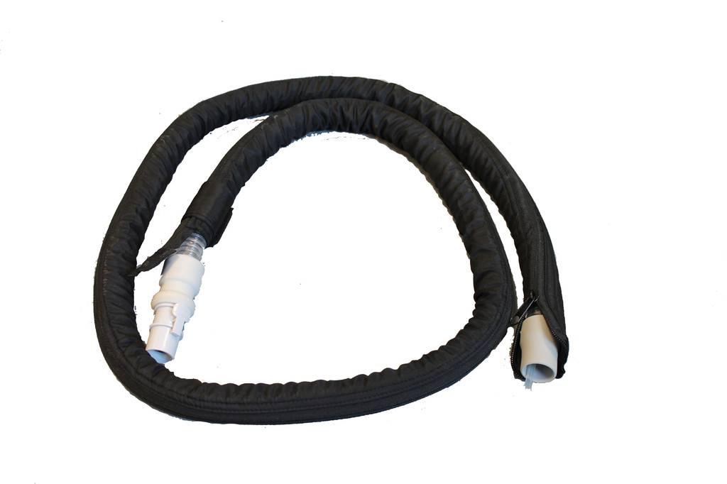 Slangenhoes met rits