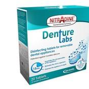 Nitradine reinigingstabletten 32 stuks