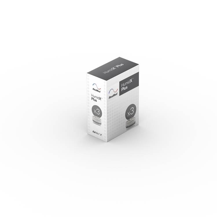 ResMed AirMini HumidX Plus bevochtiger 3 stuks