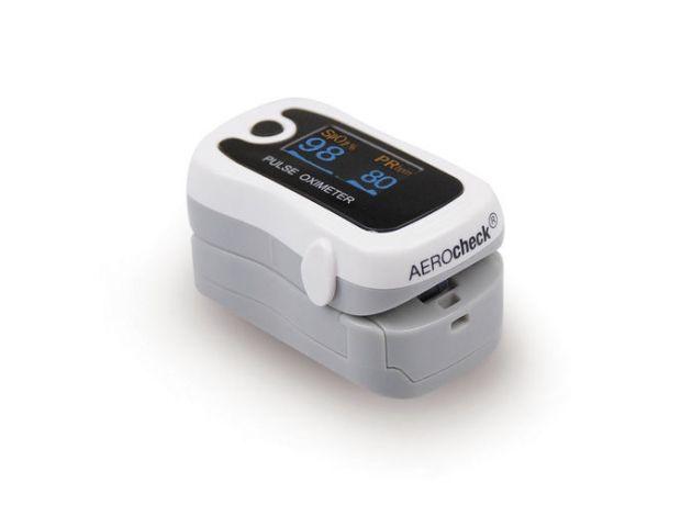 HUM AEROcheck saturatiemeter