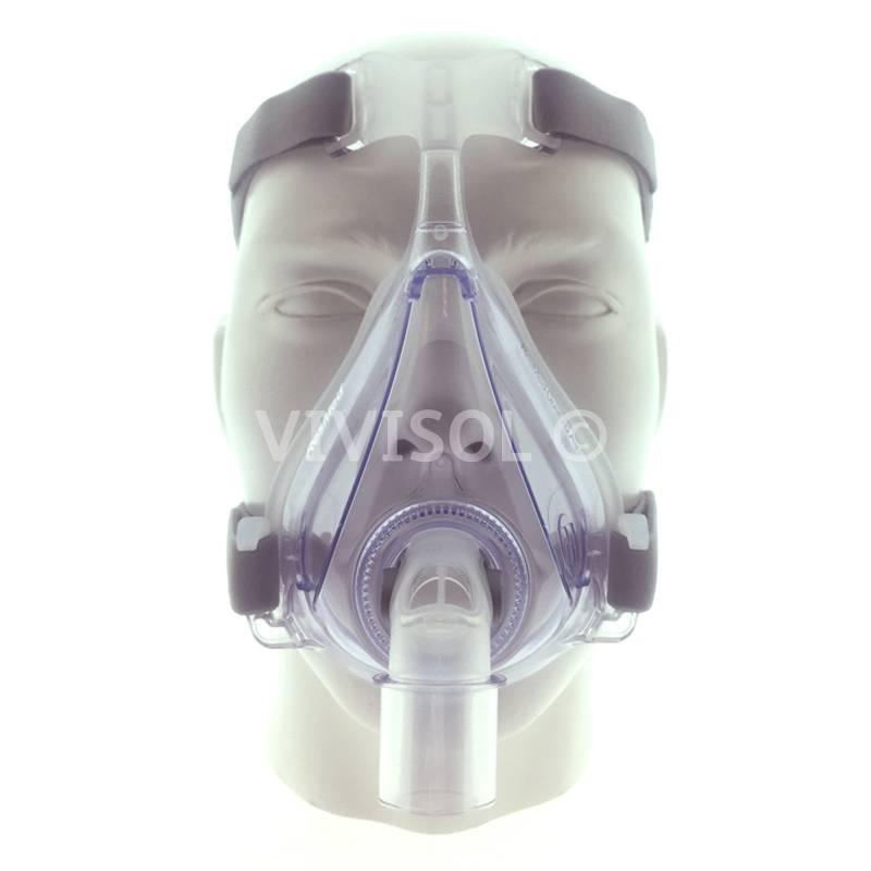 ResMed Quattro Air FullFace masker
