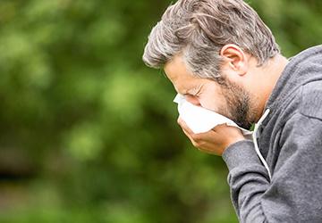 Allergieën in combinatie met PAP-therapie