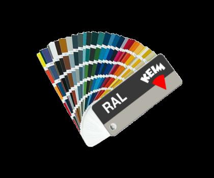 Keim Kleurenwaaier RAL