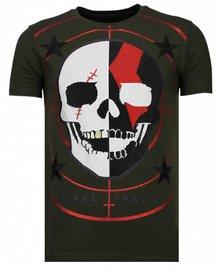 Local Fanatic T-shirt - God Of War - Khaki