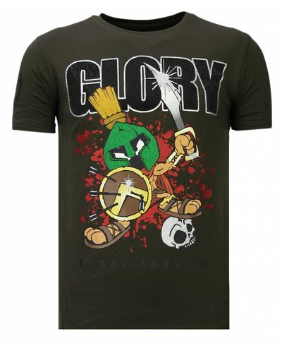 Local Fanatic T-shirt - Glory Martial - Grün
