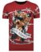 Local Fanatic T-shirt - Bad Angel - Bordeaux