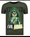 Local Fanatic T-shirt - Villain - Army