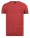 Local Fanatic T-shirt - Skull & Snake - Bordeaux
