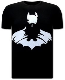 Local Fanatic Camiseta - Batman - Negra