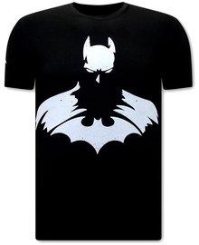 Local Fanatic T-shirt - Batman - Black