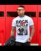 Local Fanatic T-shirt - Tomcat Rock My World - Weiß