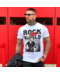 Local Fanatic T-shirt - Tomcat Rock My World - Wit