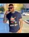 Local Fanatic T-shirt - Daffy Montana - Blue