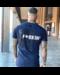 Local Fanatic T-shirt - Daffy Montana - Blauw