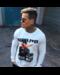 Local Fanatic Sweater Men - Daffy Montana - Weiß