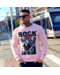 Local Fanatic Sweater Men - Tomcat Rock My World - Rosa