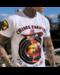 Local Fanatic T-shirt - Darkwin Empire - Wit