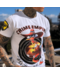 Local Fanatic T-shirt - Darkwin Empirel - White