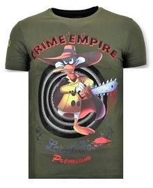 Local Fanatic T-shirt - Darkwin Empire - Grün